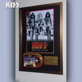 Cuadro Kiss Disco De Oro, Álbum Destroyer