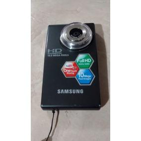 Filmadora Digital Samsung Hmx U 10 1920x1080 P Impecable