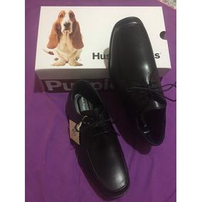 Zapatos De Vestir Hush Puppies Negros Originales Talla 42