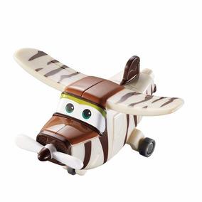 Mini Avião Super Wings - Change Em Up Belo - Intek