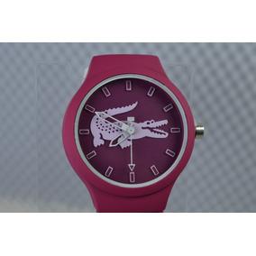 Reloj Lacoste - Guess Varios Colores Deportivos Correa Cauch