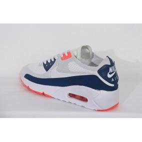 Zapatillas De Hombre Nike Air Max 90 Flyknit Envio Gratis