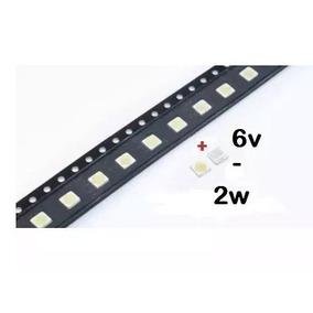 Led Backlight 3535 2w 6v Original Frete 8,00