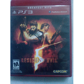 Video Juego Ps3 Resident Evil 5