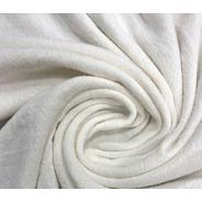Combo Cortinas Rusticas Artesanales - Gasa Tusor Off White