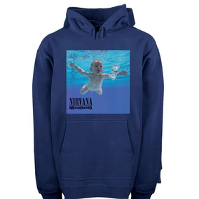 Buzo Canguro- Nirvana Kurt Cobain Punk Rock Musica M16