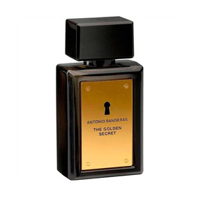 Perfume Antonio Banderas The Golden Secret Edt Masc 200ml