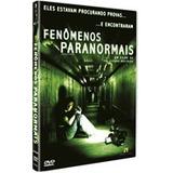 Dvd Fenômenos Paranormais - Original