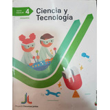 Pack Ciencia Y Tecnologia 4° Primaria - Editorial Santillana