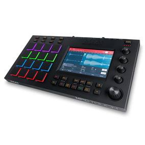 Controladora Dj Akai Mpc Touch Sampler Pad + Nf E Garantia !