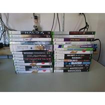 Jogos Originais Xbox 360 Seminovos Mídia À Escolha Sem Juros