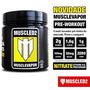 Pré Treino Musclevapor = Supercharge Hemo Rage Assault C4
