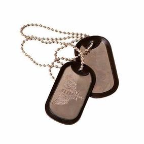 Plaqueta Identificação Fab Swat Soldado Militar Oferta