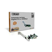 Placa De Rede Pci Express Gigabit 10/100/1000 Tda 1103p