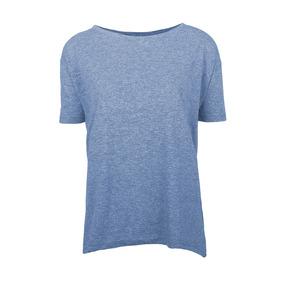 Remera Blusa Mujer Básica Moda Algodón Brooksfield Bm01113z