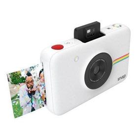 Câmera Dig 8gb Instantânea Polaroid Snap C/ Filme Polsp01ww