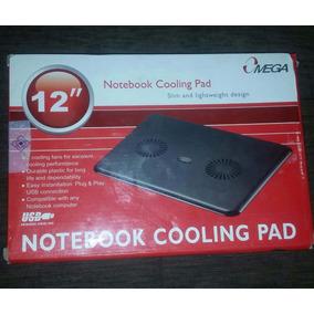 Suporte Com Cooler Para Notebook Ate 12