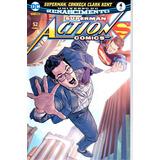 Action Comics 4 Renascimento - Panini - Bonellihq Cx465 H17