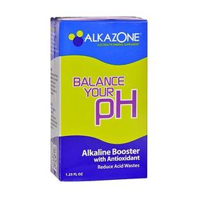 Alkazone Alcalina Booster Gotas Con Antioxidante, 1,25 Onza