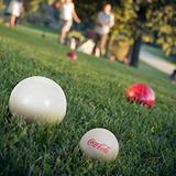 Marcas Juegos Bochas Ball Set Con Estuche De Transporte - V