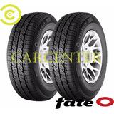 Neumatico Fate Maxisport 2 195 70 R14 Nueva Carcenter 2 Unid