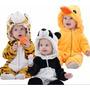 Astronauta Disfraz Importado Animal Peluch Leon Coneja Panda