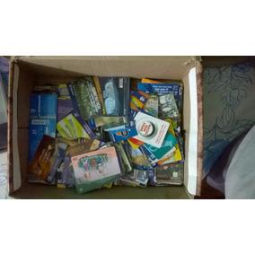 Coleção De Cartões Telefonicos Aproximadamente 1200 Cartões