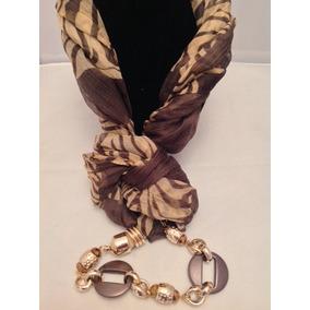 Chalinas- Bijou-pashminas-accesorios Femenino- Collar