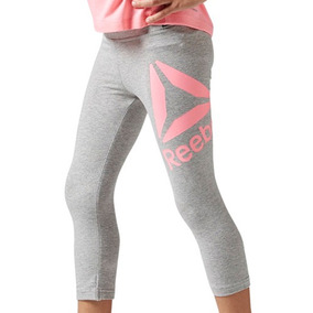 Leggings Atletico 7/8 Running Essentials Niña Reebok Bk4337
