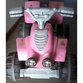 Moto Electrica De 4ruedas Para Princesas