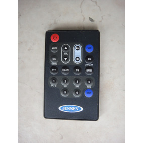 Control Remoto Jensen Autoestereo Original Phase Linear Ump4