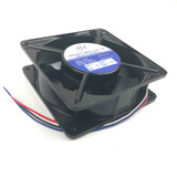2x Micro Ventilador Fan Freezer Cooler 120x120 110v 220v
