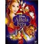 A Bela E A Fera Dvd Lacrado Disney ( Dublado )