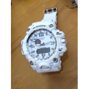 061231de9ee Relógio Ferrari Branco Digital Analogico Melhor Lance Leva ...