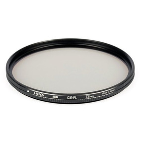 Hoya 72mm Circular Polarizer Hd Hardened Glass 8-layer Multi
