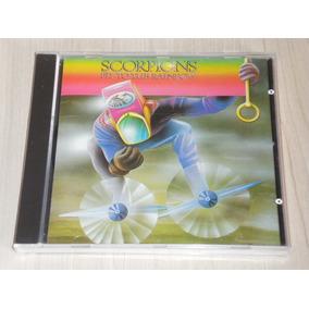 Cd Scorpions - Fly To The Rainbow 1974 (alemão) Lacrado