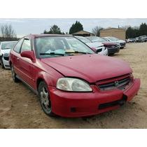 Honda Civic 1996-2000: Viseras Parasol