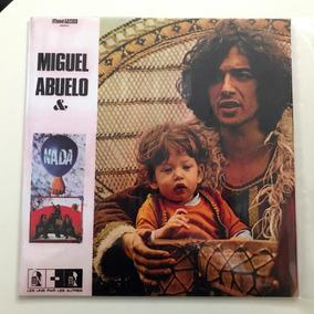 Vinilo Lp Miguel Abuelo Et Nada - Nuevo Frances Gatefold