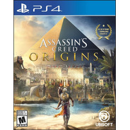 Assassins Creed Origins - Ps4 Fisico Nuevo & Sellado