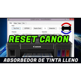 Reset De Almohadillas Para Canon G2100 Y G3100 Unico!