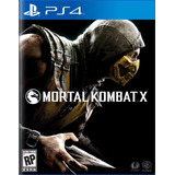 Mortal Kombat X Ps4 | Digital Español Juga Con Tu Usuario!