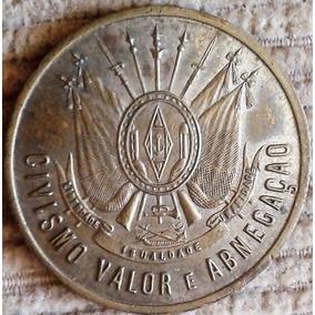 Medalha 15 Novembro 1889 Consolidação Da Republica Rara