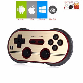 Controle 8bitdo Fc30 Pro Bluetooth, N Switch, Pc, Android