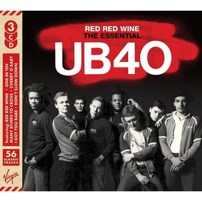 Ub 40 - Red Red Wine The Essential (3cd) Importado