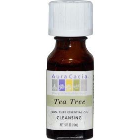 Esencia Tea Tree Aura Cacia 15ml