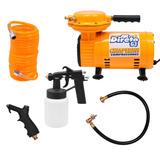 Compressor Ar Direto Chiaperini Bivolt - Com Kit - Tufao