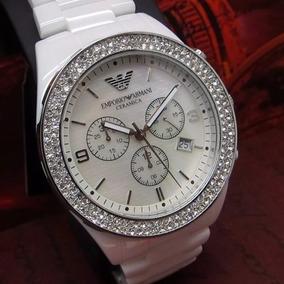 2b007cf2c8a Relogio Emporio Armani Ar0186 Todo - Relógio Masculino no Mercado ...
