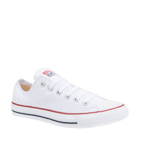 Tenis Choclo Para Caballero Converse Blanco Textil Ur174 A