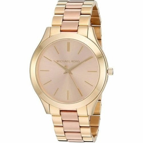 de3743a0ce50d Relogio Mk Feminino Rose Slim - Relógios De Pulso no Mercado Livre ...