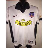 Vendo Camiseta De Colo Colo 1998,nike, Talla S-m De Mujer.